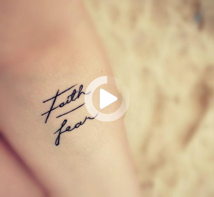 Faith Tattoo Ideas Faith Tattoo Ideas Disney Tattoos Amp
