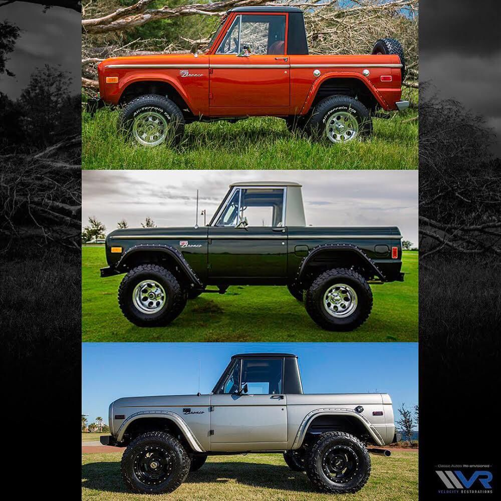 Home With Images Classic Bronco Early Bronco Classic Ford
