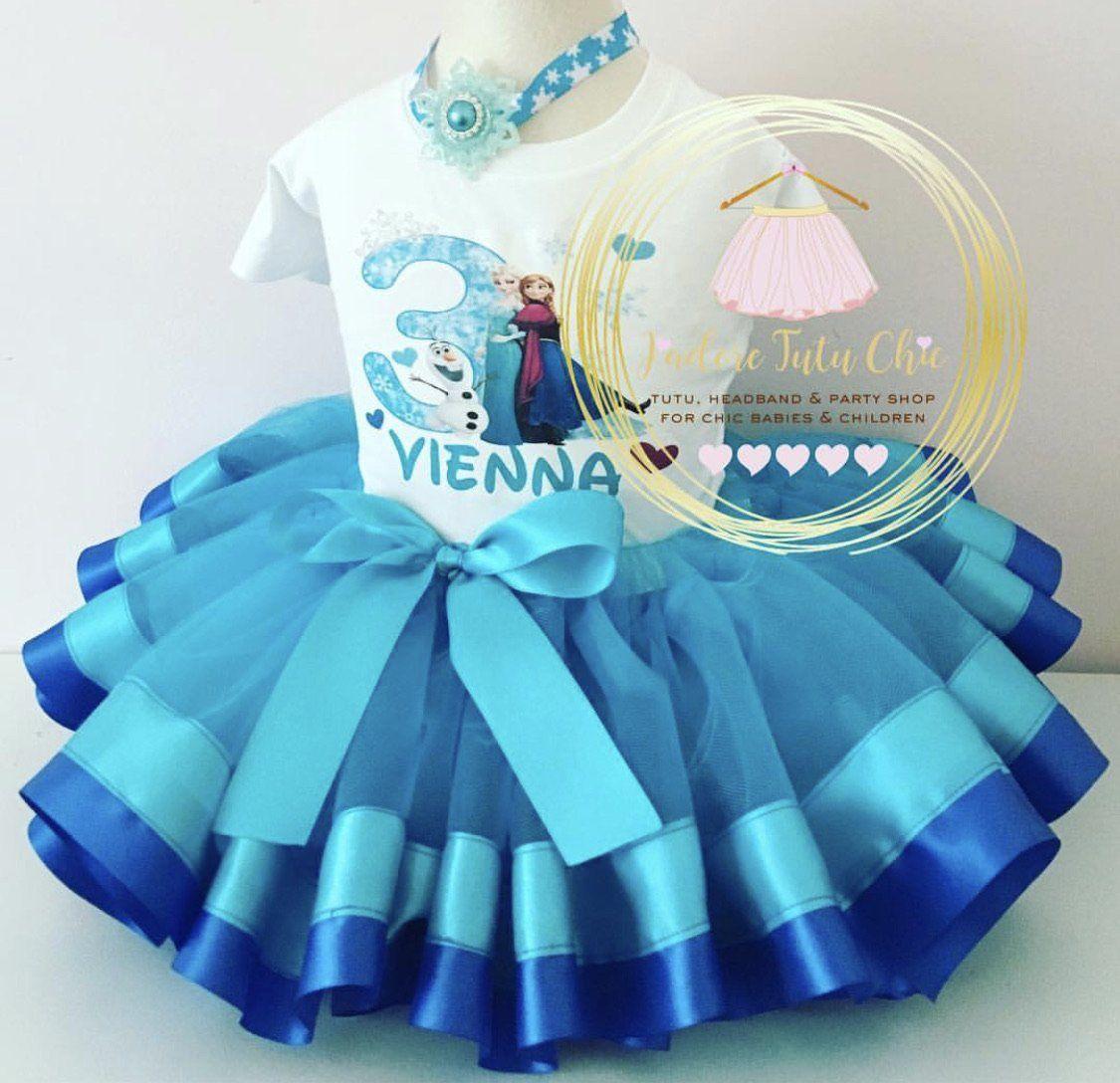 Elsa birthday outfit, Frozen birthday outfit, Elsa tutu