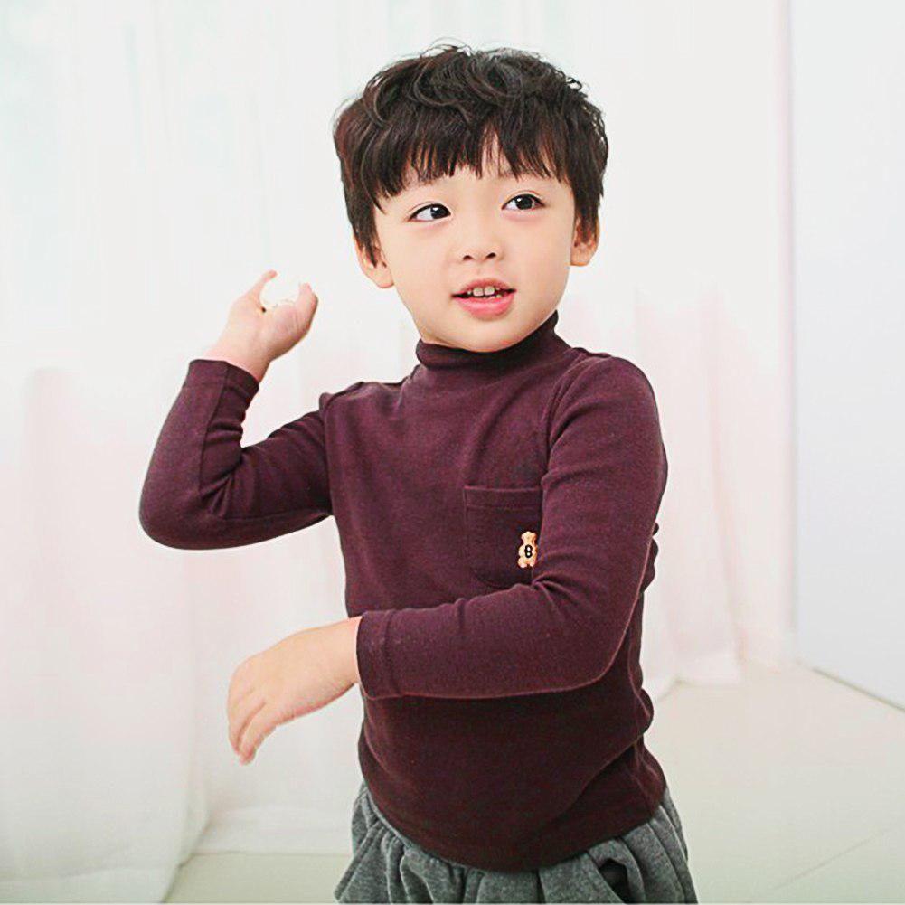 Childs Unisex Boys Girls Kids Long Sleeve Cotton T-Shirt T Shirt Top