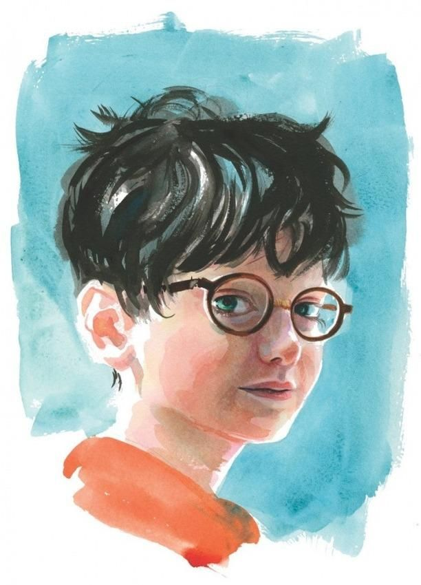 Harry Potter redesign.