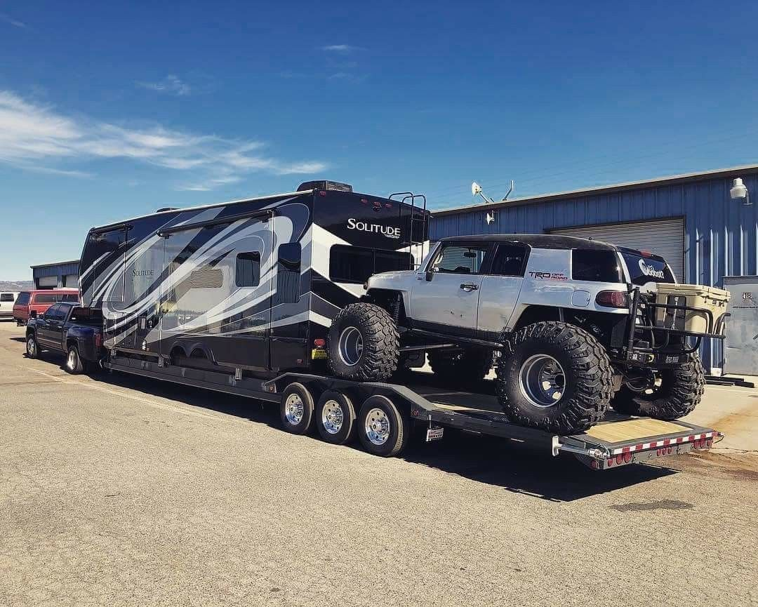 Work For My Current Lifestyle Worth Checking Toy Hauler