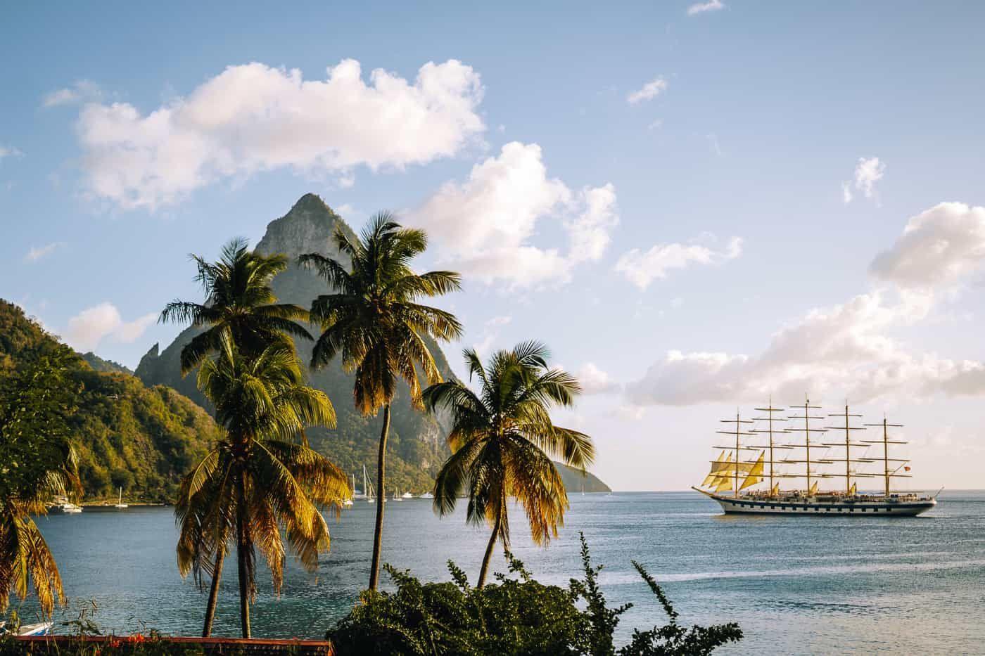 Saint Lucia Urlaub Die Besten Tipps Strande Und Sehenswurdigkeiten Mexiko Urlaub Reise Nach Hawaii Ausflug