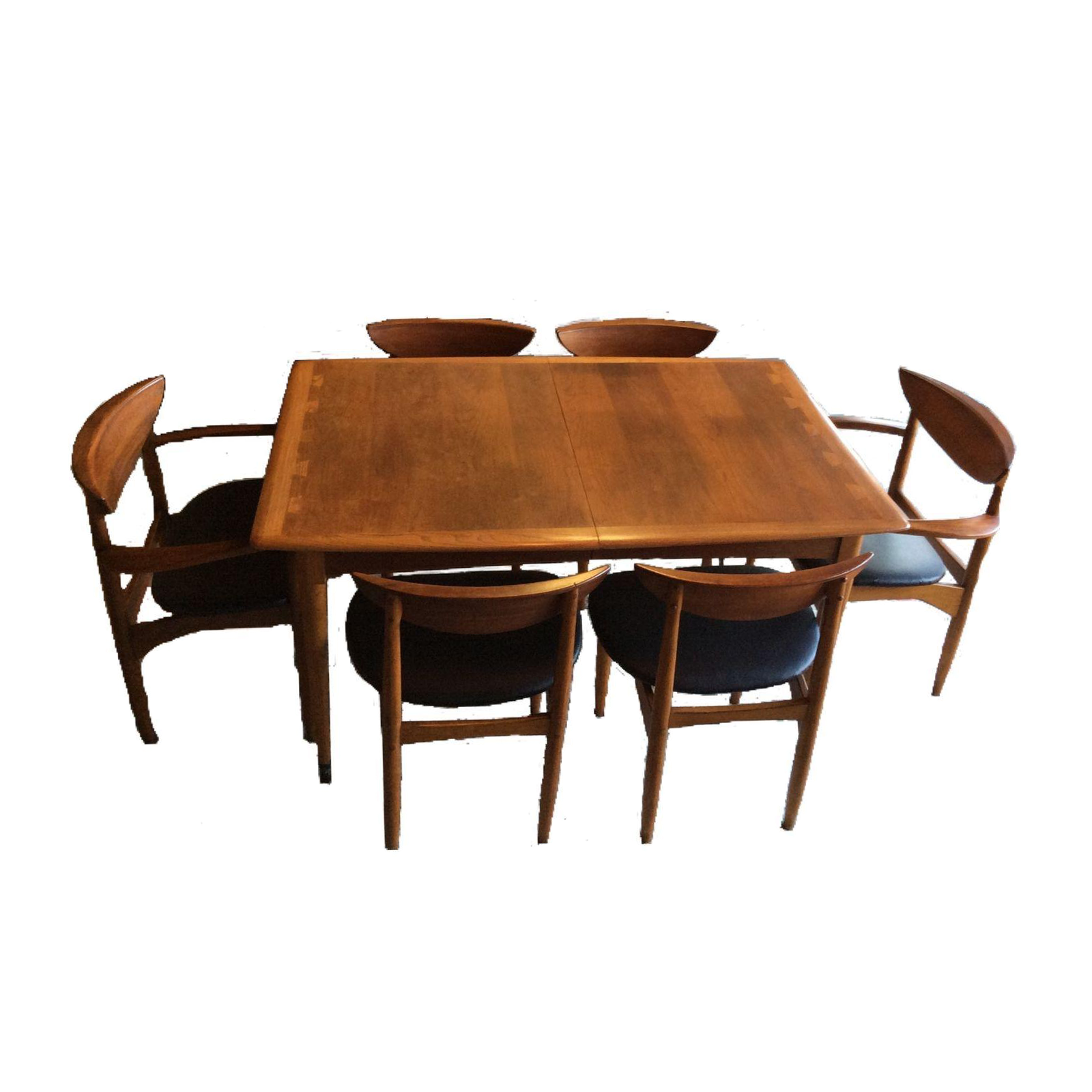 Perfect This Danish Mid Century Modern Dining Set Is From The Popular Lane Acclaim  Lineu2026