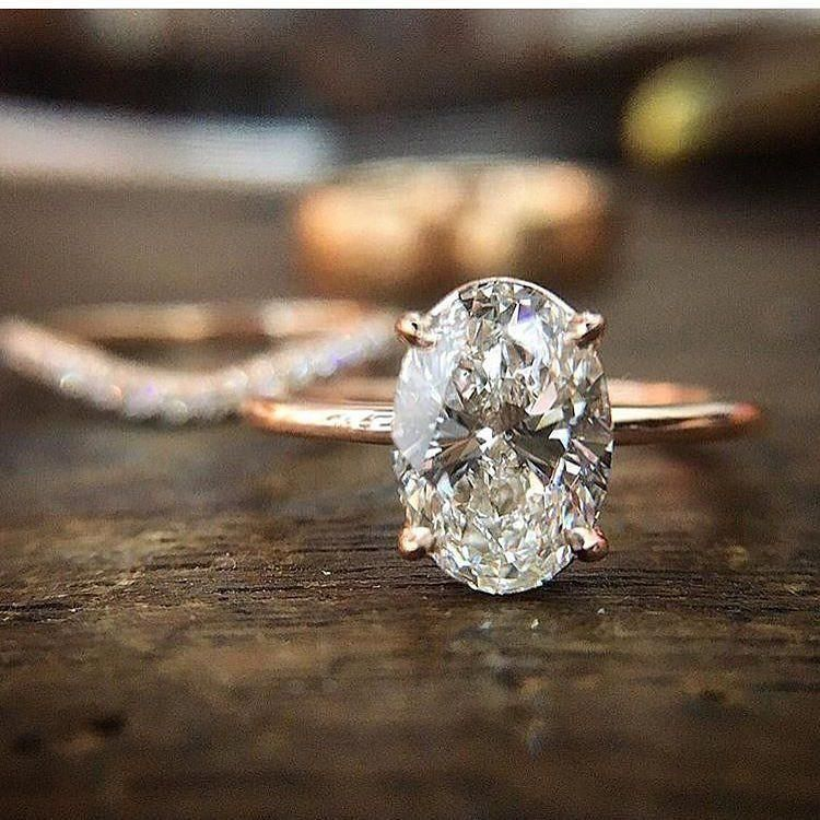 930ce9416c5c14 @trabertgoldsmiths The 17 Best Wedding and Engagement Rings to Mix and  Stack to Your Heart's Desire #engagementrings #weddingrings