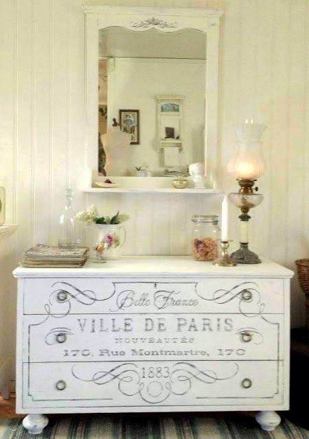 Magnífico Muebles Pintados Elegante Lamentable Fotos - Muebles Para ...