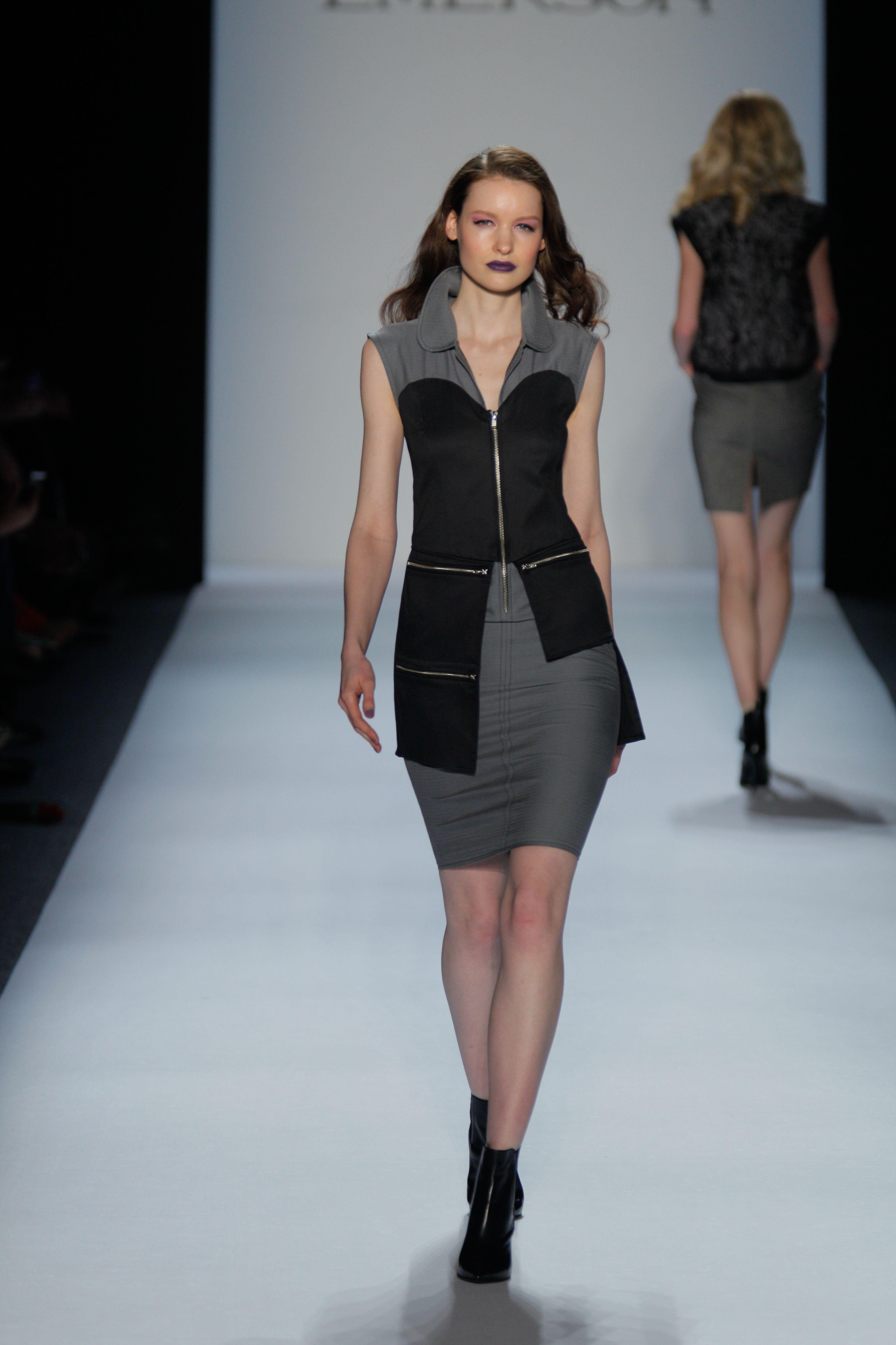 Three Pocket Denim Dress