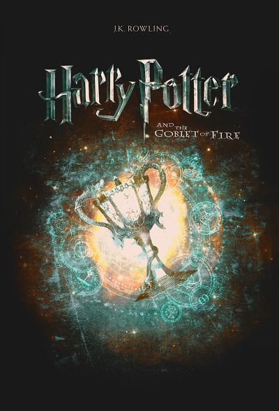 Harry Potter And The Goblet Of Fire The Quivering Quill Harry Potter Book Covers Harry Potter Wallpaper Harry Potter Movies