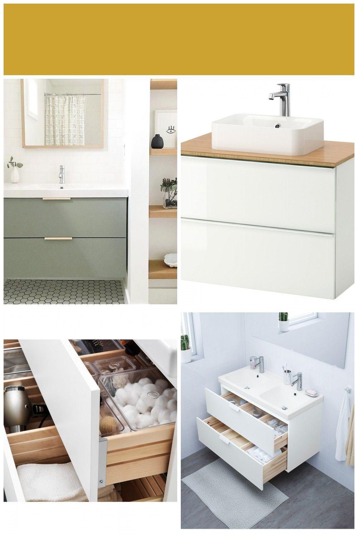 Badezimmer Ikea Godmorgon 2 Drawers 31 1 2 For Godmorgon Ikea Godmorgon Ikea White Vanity Bathroom