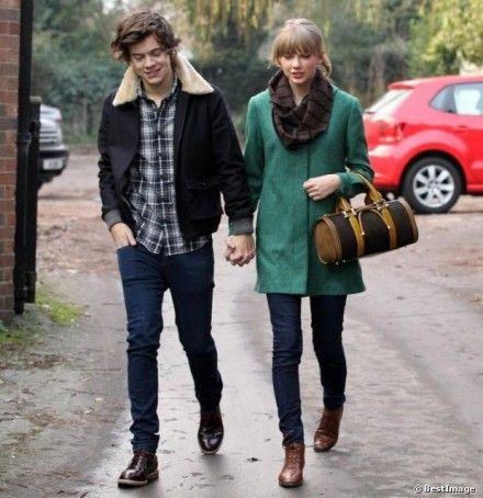 Is harry styles dating someone 2013