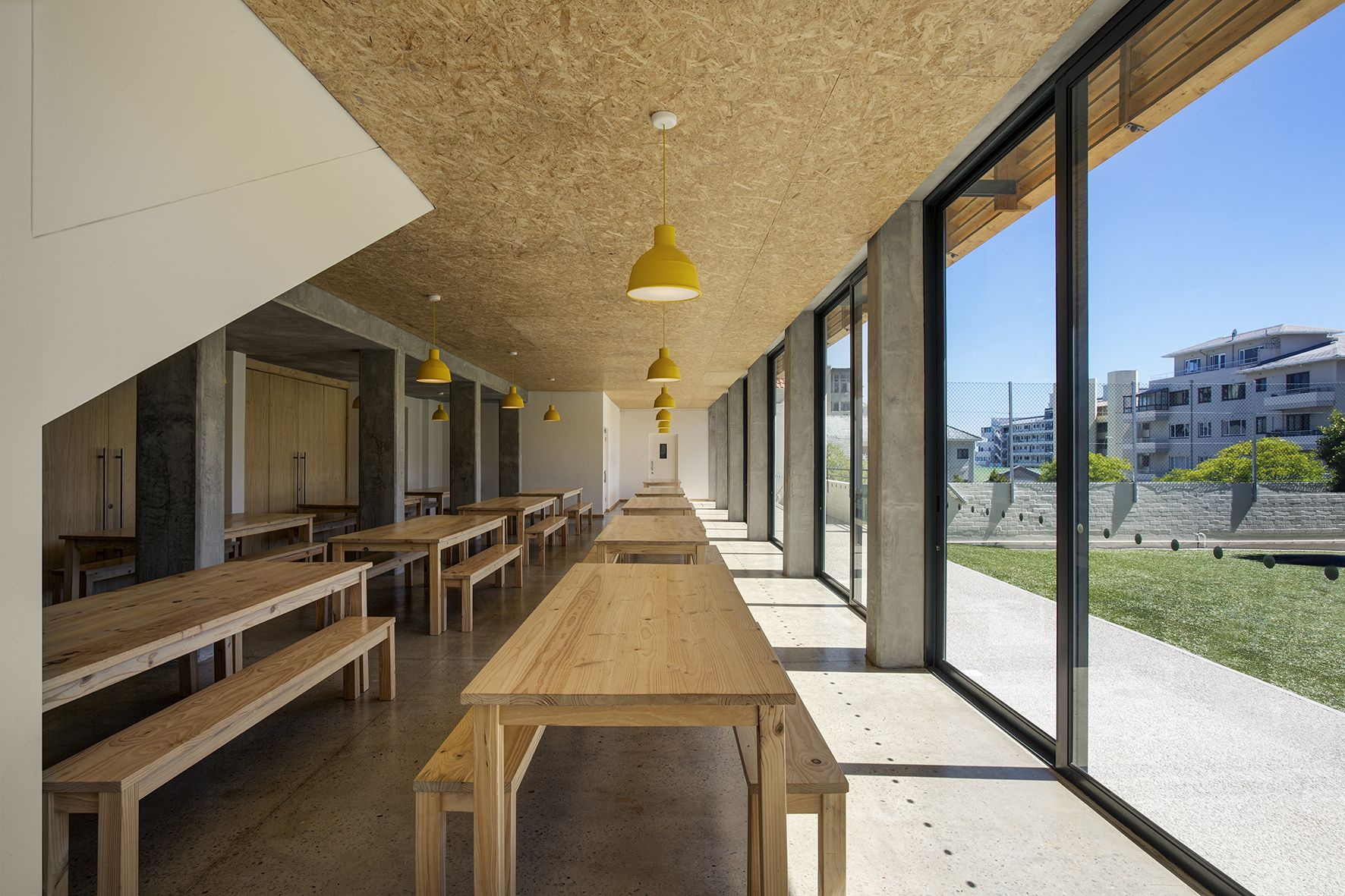 Gallery Of French School Cape Town Kritzinger Architects 8