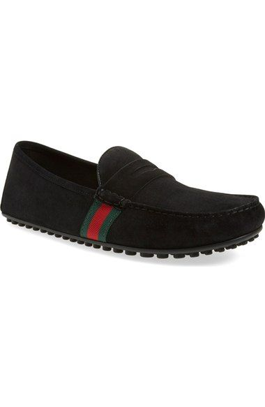e7c5e4a902e GUCCI  Kanye  Driving Shoe (Men).  gucci  shoes