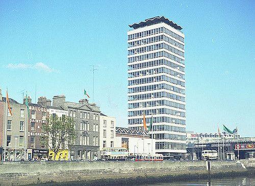 Liberty Hall, Dublin   Desmond Rea O'Kelly, completed 1965   The Twentieth Century Society Office   Flickr
