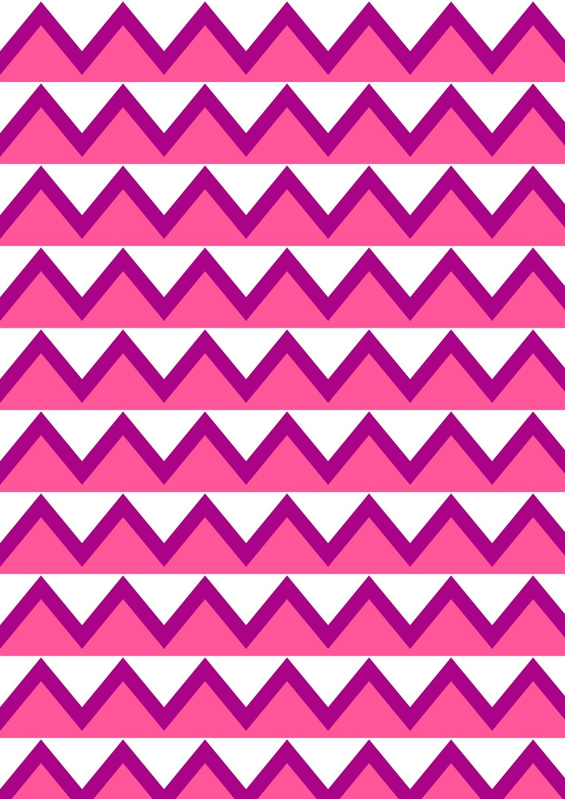 free printable chevron pattern paper - for gift wrapping and paper