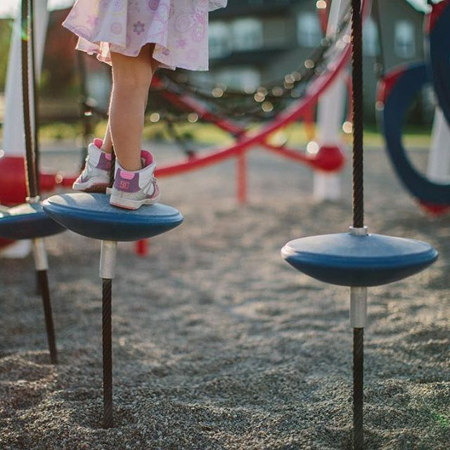 Playgrounds are essential for any community! 🚴♀️ 🚴⠀  -⠀  Not only do parks and playgrounds bring children and adults together, but it allows for children to play and get exercise, and adults to have a place for coffee and picnic dates!