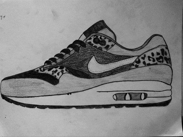 Dessin 2013 ! Air max | Dessin, Dessin basket et Nike