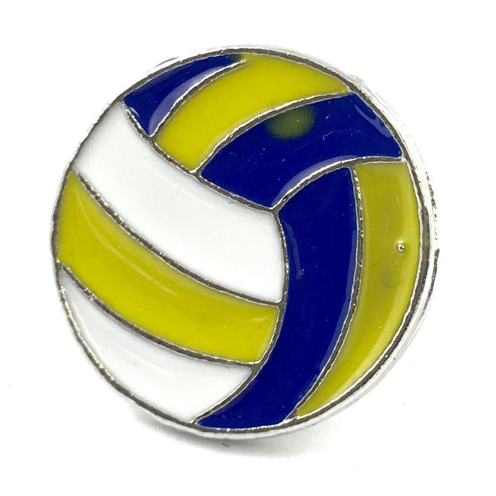 Gekleurde Volleybal Pin In 2020 Volleybal Pins Sport