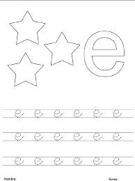 Resultado de imagen de fichas vocales infantil 4 años