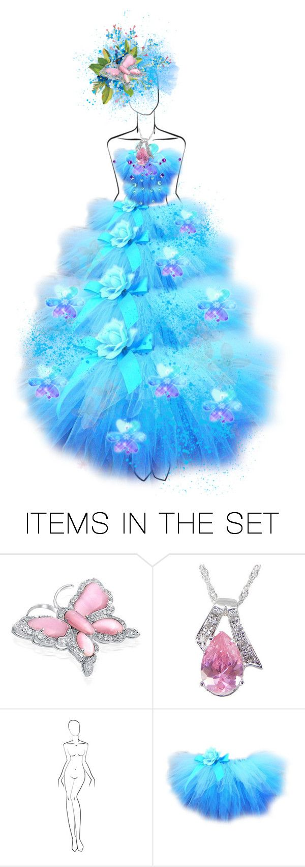 """Build-a-Dress"" by kari-c ❤ liked on Polyvore featuring art"