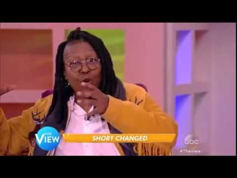 Whoopi Goldberg Bursts Into Gassy Rant When She Realizes Hillary is No Better on Female Pay Gap