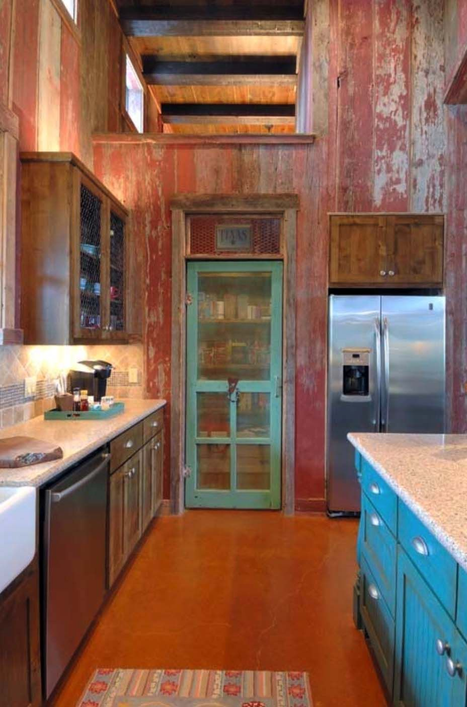 Small Custom Homes Texas Ranch Style Homes Custom Ranch Homes Design Interior Designs: Rustic Ranch House Designed For Family Gatherings In Texas
