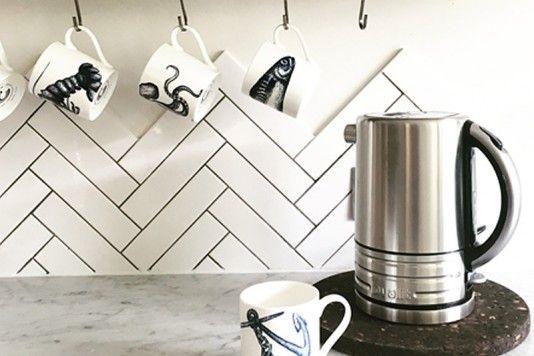 Metro Tegel Mat : Microline white matt wall tile cm tons of tiles living