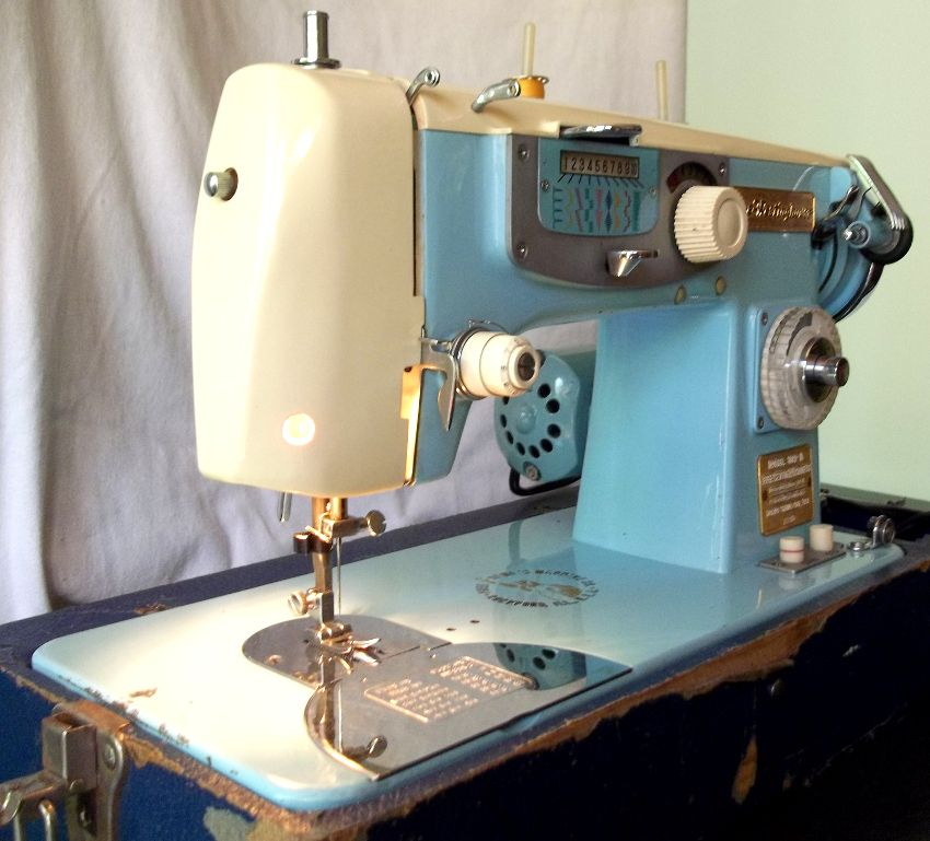 This Is A Japanesemade FreeWestinghouse Sewing Machine Fascinating Free Westinghouse Sewing Machine Value