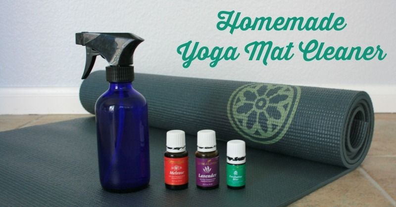 How To Clean A Yoga Mat Naturally Norwex Simplified
