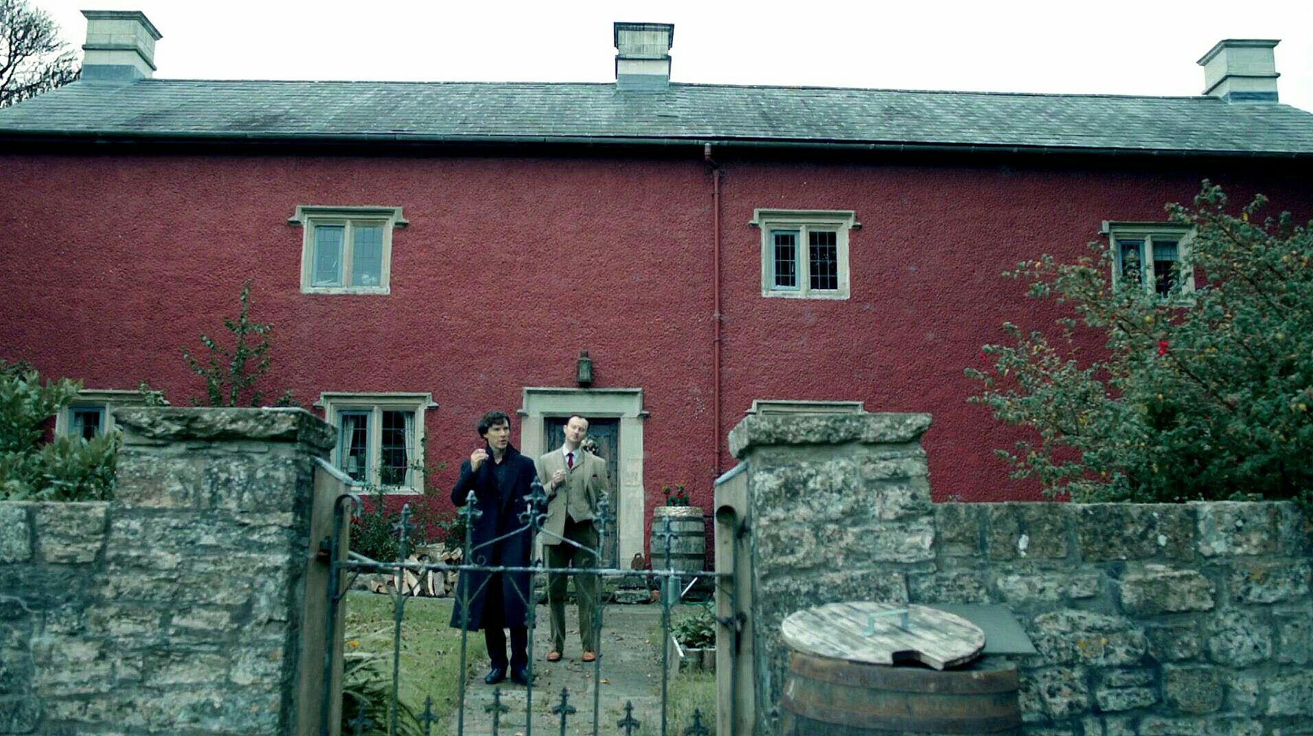 Holmes Parents House Sherlock Sherlock Bbc Holmes