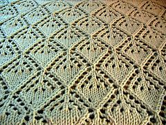 Ravelry: Cozy Luxe Baby Throw pattern by Lion Brand Yarn