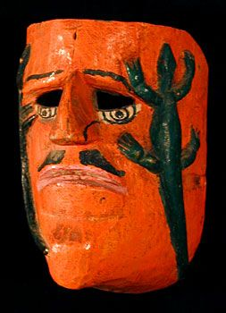 masks of mexico | Indigo Arts Gallery | Dance Masks from Mexico
