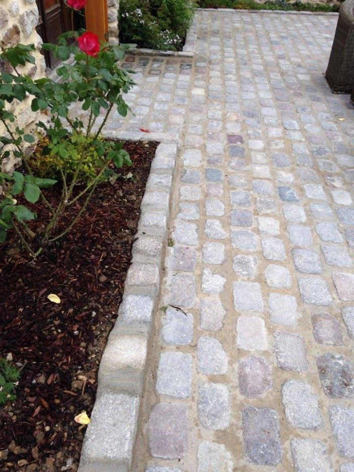 Pin by Аlаyаh Mayrа on Bombs Pinterest Paver walkway, Walkways - faire une dalle beton exterieur