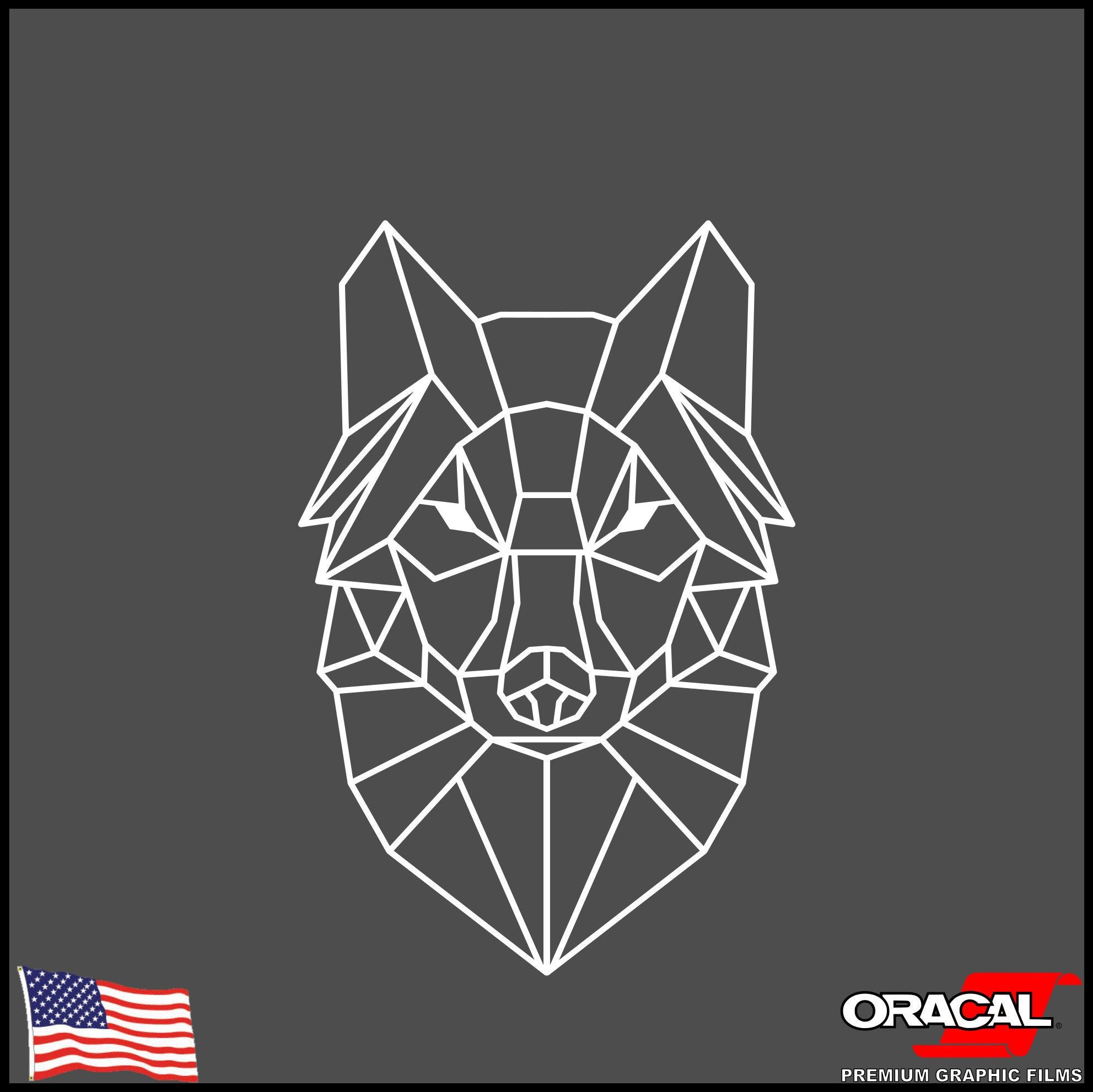 PRINTED - Caravan Roof Logo Sticker Decal Graphic SINGLE HOBBY -