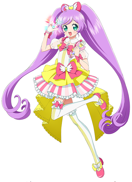 Lala Manaka Anime PriPara Birthday November 20 Anime