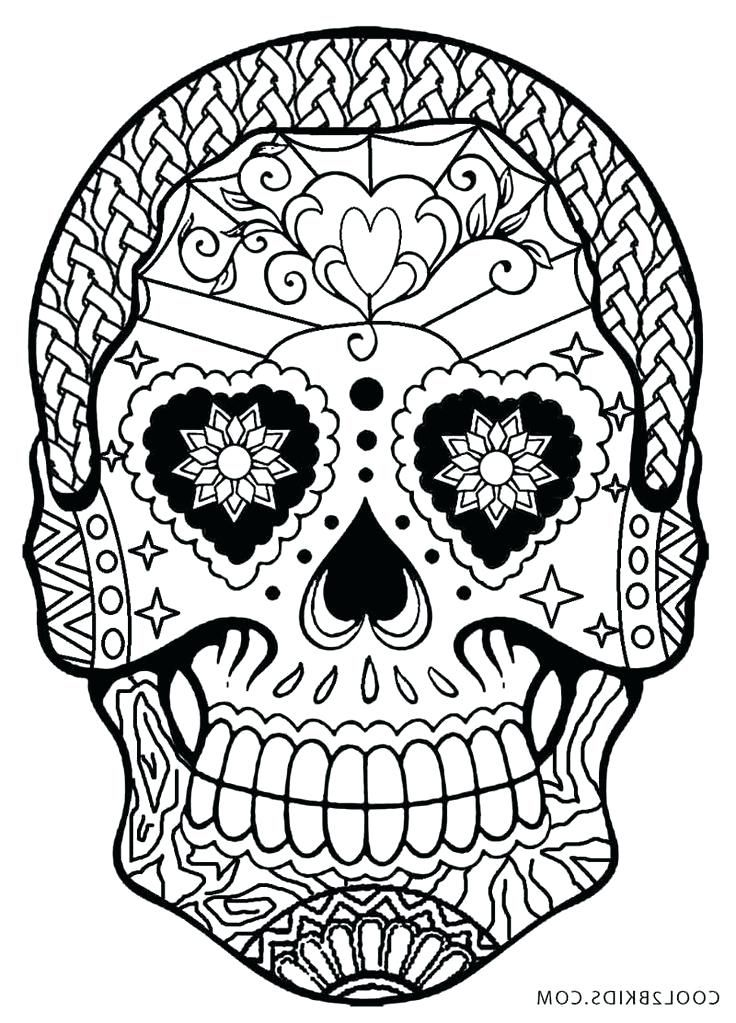 Mexican Folk Art Coloring Pages Best Image Of Page Free
