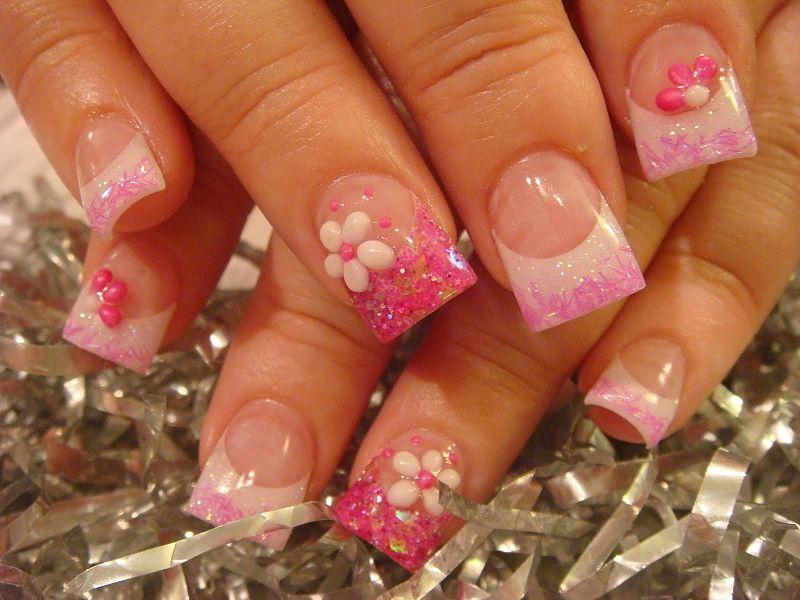 Pretty In Pink Pinterest Makeup Nail Nail And Nail Art Design