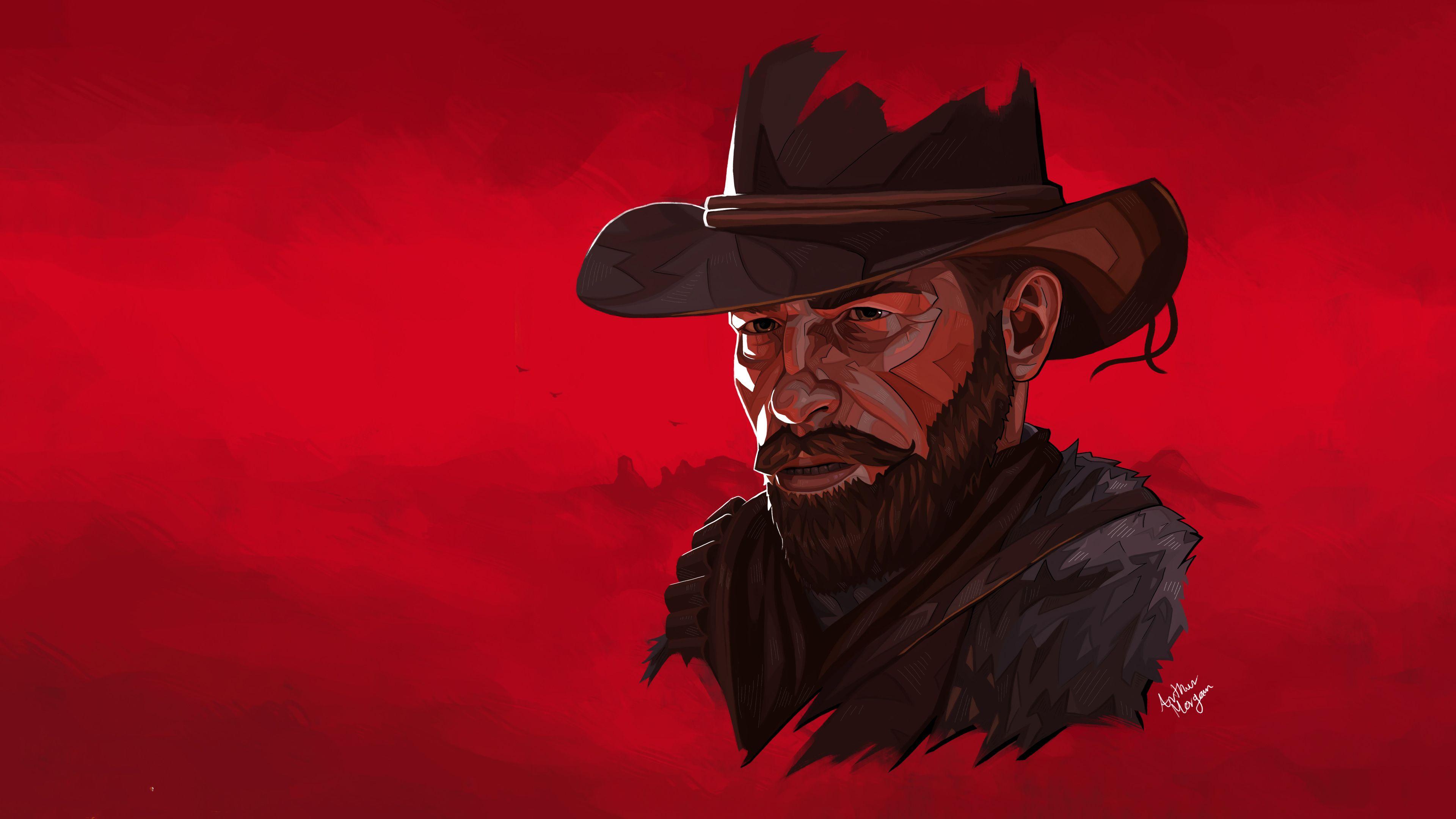Arthur Morgan Red Dead Redemption 2 4k 2019 Red Dead Redemption 2 Wallpapers Hd Wallpapers Games Wallpaper Red Dead Redemption Red Dead Redemption Ii Fan Art