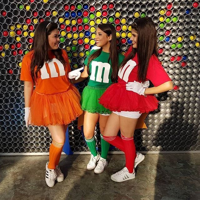 M & Ms  - Karnevalskostüme - #amp #Karnevalskostüme #mamp;mcostumediy
