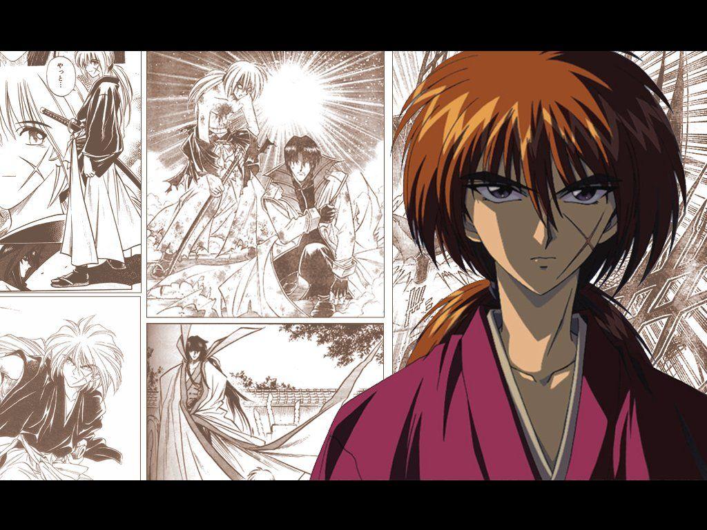 Samurai X Manga Mangas