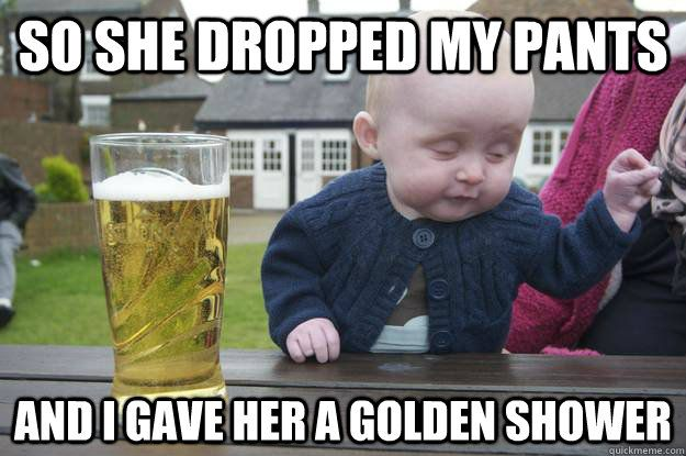 Apologise, but, Golden shower funny pics consider
