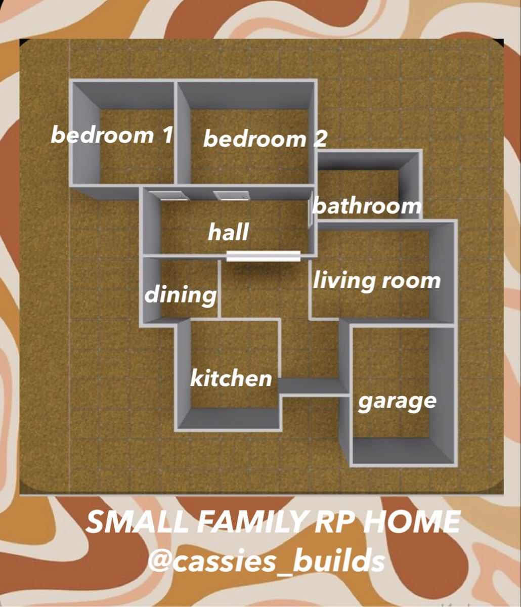 Small Role Play Layout Cassies Builds Unique House Design Sims House Design Sims 4 House Design