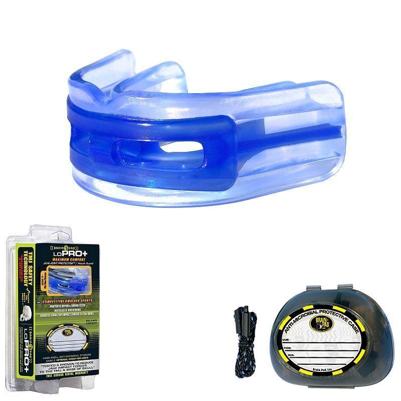 Brainpad lopro double laminated mouthguard youth