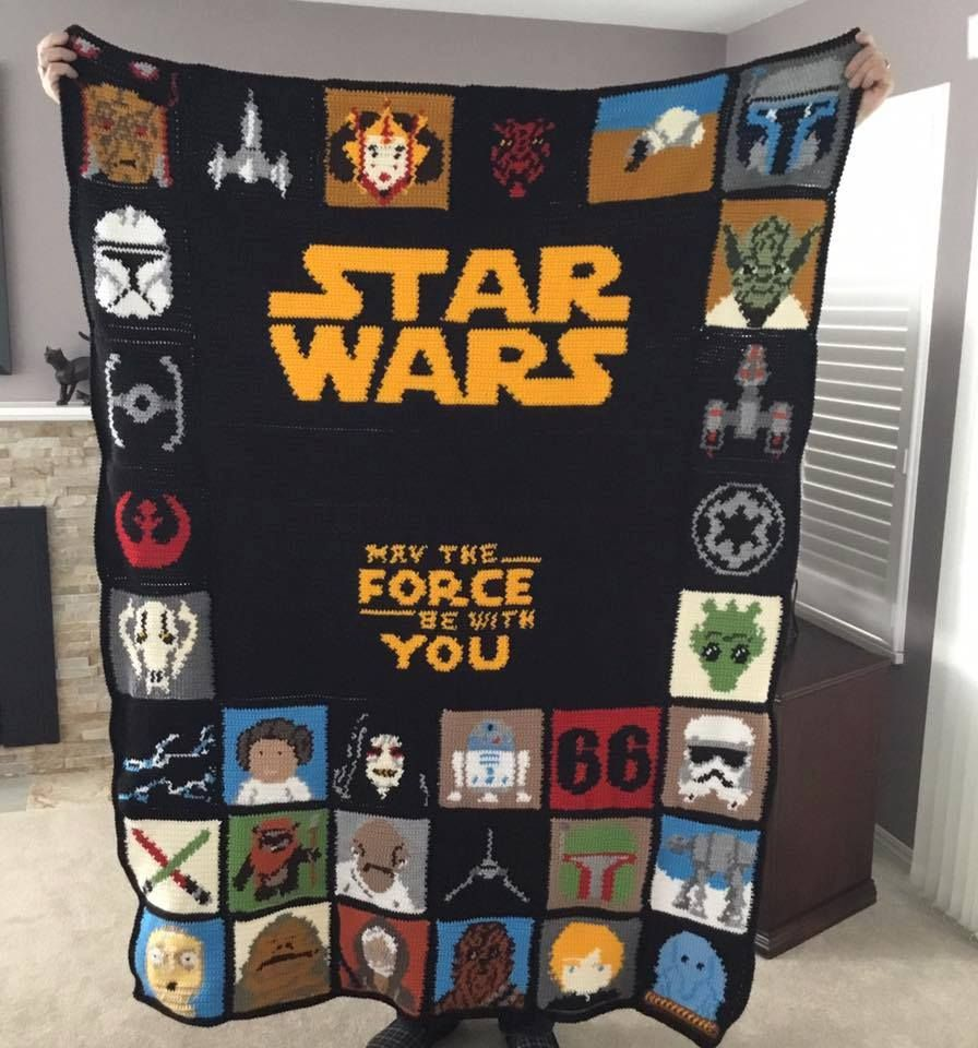 Star Wars Crochet Patterns Lots Of Great Ideas Neat Ideas