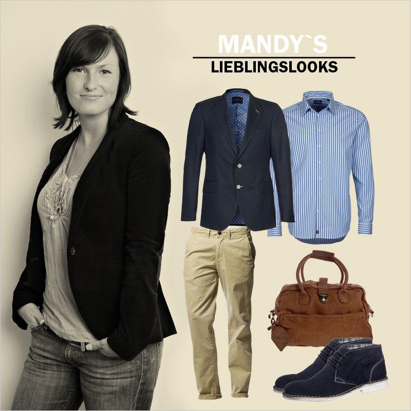 Mandys Lieblingslook - Outfittery.de