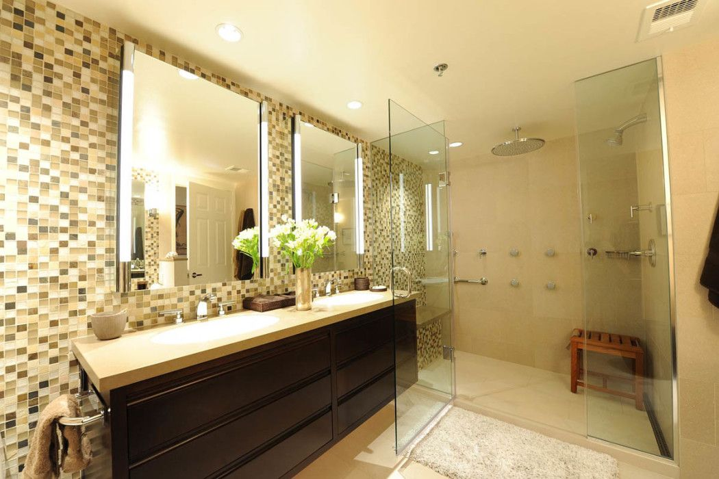 Meeting ADA Shower Regulations with Style