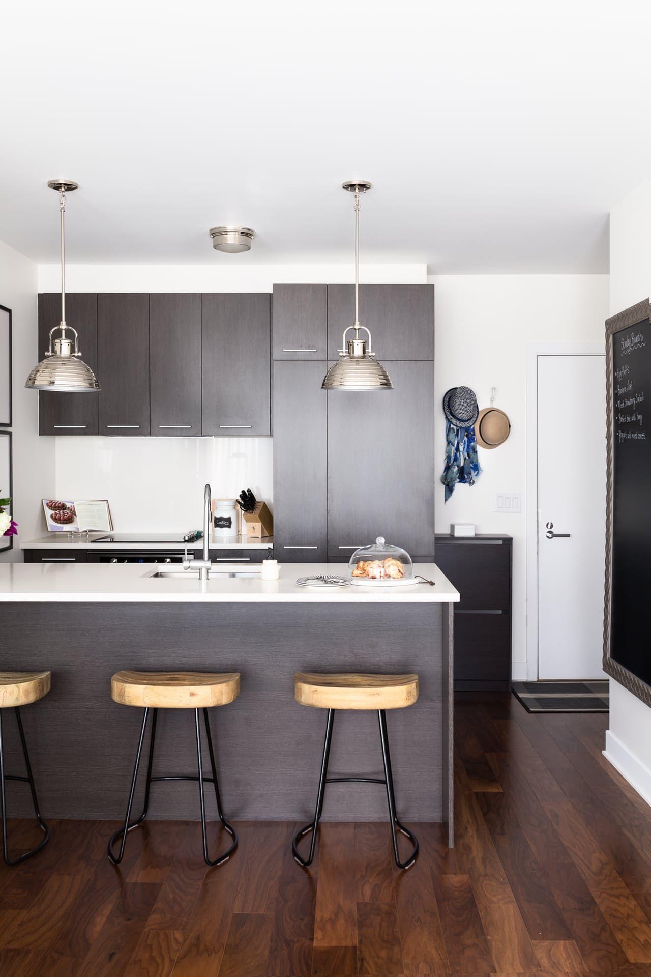 Wunderbar Houzz Küche Esszimmer Layout Galerie - Küchenschrank Ideen ...
