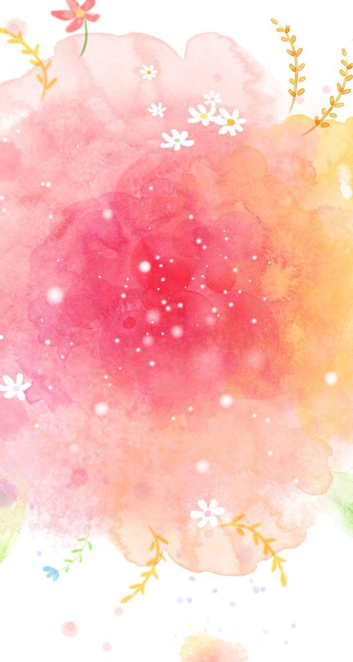 Iphone 6 6s Watercolor Wallpaper S8 Wallpaper Galaxy S8 Wallpaper