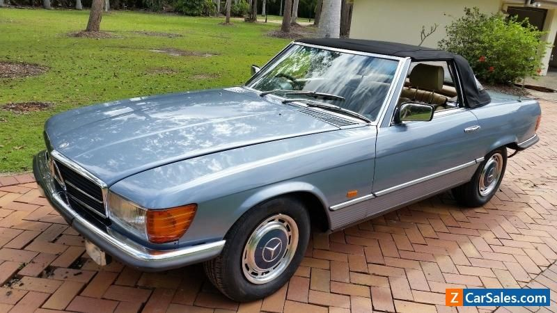 Car for Sale MercedesBenz 450 SL (With images)