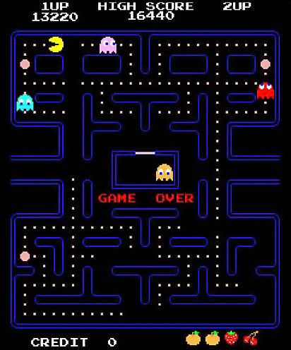 PacMan #80s #memories this so reminds me of when the house was full. All the kids still home. Mary loved this game. Oh the memories are sweet.