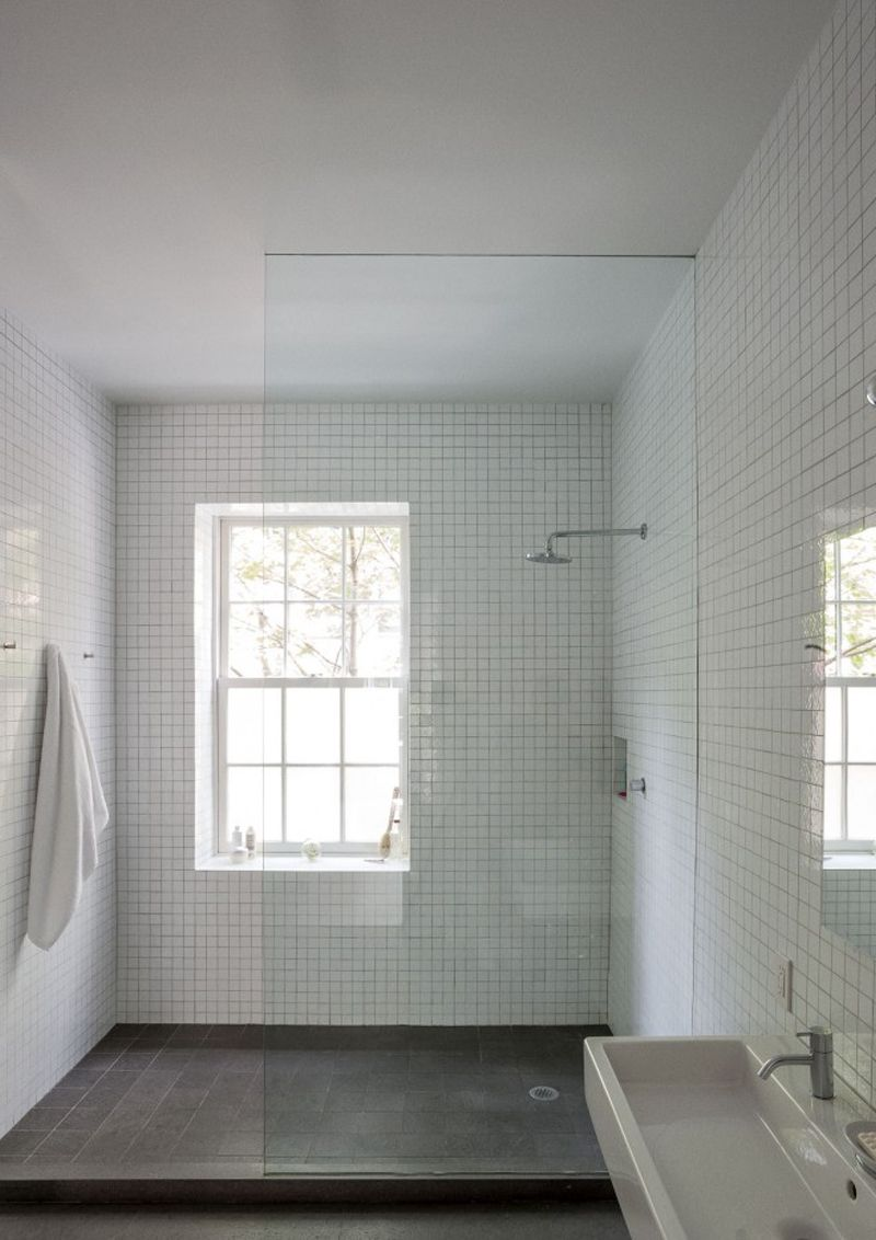 finestra nella doccia  problemi, idee, soluzioni  Bagno  Pinterest  Ispir...